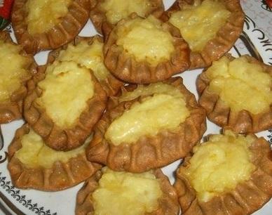 рецепт карельских калиток картофельных
